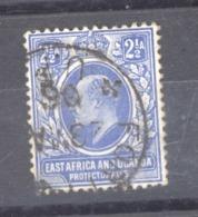 Afrique Orientale Britannique  & Ouganda  :  Yv  111  (o)   CA Multiple - Protectorados De África Oriental Y Uganda