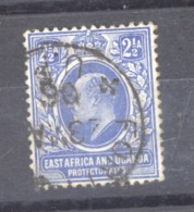 Afrique Orientale Britannique  & Ouganda  :  Yv  111  (o)   CA Multiple - Protettorati De Africa Orientale E Uganda