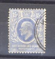 Afrique Orientale Britannique  & Ouganda  :  Yv  129  (o) - Protectorados De África Oriental Y Uganda