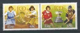 Irlande 2004 N°1600/1601 Neufs ** Sport; Le Canogie - 1949-... République D'Irlande