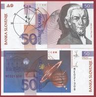 Slovenie  50  Tolarjev 1992  (UNC-NEUF) --(43) - Slovénie