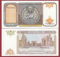 Ouzbékistan 50 Sum 1994  (UNC-NEUF) --(62) - Ouzbékistan
