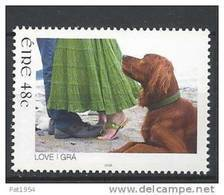 Irlande 2006 N°1684 Neuf **amour Chien - Ungebraucht