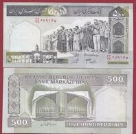 Iran 500 Rials 2003 --Sign 33  (UNC-NEUF) --(65) - Iran