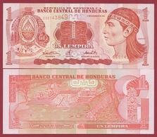 Honduras 1 Lempira   2000  (UNC-NEUF) --(75) - Honduras