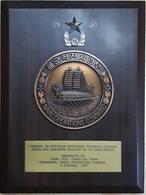 KOREAN MEDAL - NAVAL OPERATIONS COMMAND. DATE: 2 OCTOBER 1987. KOREA COREA COREE -LILHU - Argentina