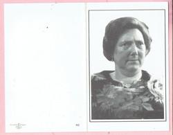 Bidprentje - Mathilde BUYENS Echtg. Karl MAES - Lichtaart 1923 - Lier 1992 - Images Religieuses