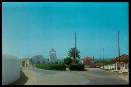 PENICHE Vista Parcial Praia S.Bernardino - EDIÇÃO Carlos Bastos. Vintage Postcard (Leiria) PORTUGAL - Leiria