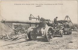 CPA   TRACTEUR  CATERPILLAR - Tractors