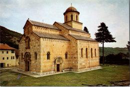 Kt 916 / Monastery Decani - Serbia