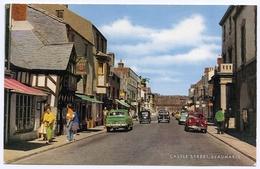 BEAUMARIS : CASTLE STREET - Anglesey