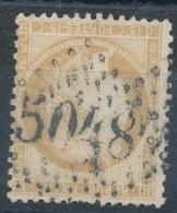 N°59  LOSANGE GRANDS CHIFFRES 5048 - 1871-1875 Ceres