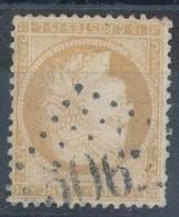 N°59  LOSANGE GRANDS CHIFFRES 5062 - 1871-1875 Ceres