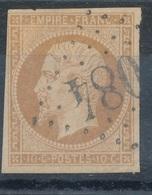 N°13  LOSANGE GRANDS CHIFFRES 5084 - 1853-1860 Napoléon III