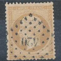 N°21 P.C. DES  G.C. - 1862 Napoléon III