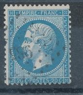 N°22 P.C. DES  G.C. - 1862 Napoléon III