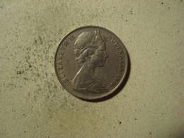 MONNAIE AUSTRALIE 10 CENTS 1976 - Decimal Coinage (1966-...)
