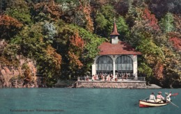 Switzerland - Tellskapelle Am Vierwaldstättersee - RARE! - UR Uri