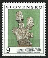 Slovakia 1993 Michel: 185 ** MNH ART - Painting - Unused Stamps