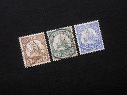 D.R.Mi 11/12/14 - Deutsche Kolonien ( Deutsch-Ostafrika ) 1901 - Mi 10,40 € - Colony: German East Africa