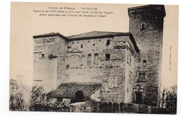 32 - Château De Plieu - Vue Nord Est - Construit Au XIIIe Siècle ... (I143) - Autres Communes
