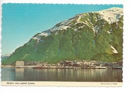 ETATS-UNIS ALASKA La Capitale JUNEAU / CPSM Dentelée N° 7394-D Non Circulée VIERGE / NEUVE 1976/1977 TTBE - Juneau