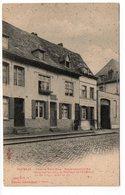 BELGIQUE - TOURNAI - Terrasse Saint Brice - Emplacement Où Fut Découvert En 1653, Le Tombeau De Childeric Roi Des (I169) - Tournai