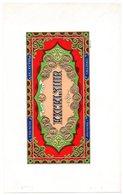 Etiquette De Boîte à Cigares, Lithographiée, Litho N° 1253 - EXCELSIOR. - Etiquetas