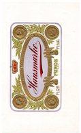 Etiquette De Boîte à Cigares, Lithographiée, Litho N° 79298 : HAUSMARKE - Etiquetas