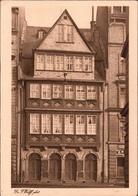 ! Alte Ansichtskarte Frankfurt Am Main, Stammhaus Der Familie Rothschild - Frankfurt A. Main