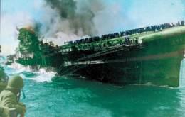 Bateau The U S S   CPM Ou CPSM - Guerre