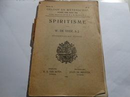Spiritisme.64 Pages. - Geheimleer