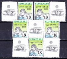 ** Slovaquie 2000 Mi 372, (MNH) - Slovakia