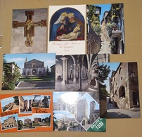 8 CART. TODI   (61) - Cartoline