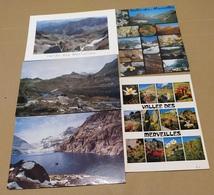 5 CART.  VALLEE DES MERVEILLES   (65) - Cartoline