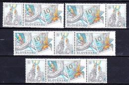 ** Slovaquie 2002 Mi 443, (MNH) - Slovakia