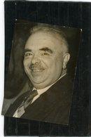 EDOUARD DEPREUX  Président Du  PSU  En 1962  Député  SFIO  Ministre De L'éducation Nationale 1948 - Identified Persons