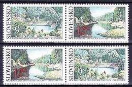 ** Slovaquie 2003 Mi 463-4, (MNH) - Slovakia