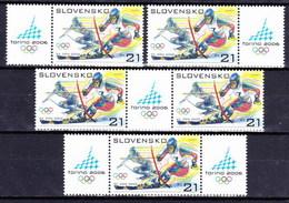 ** Slovaquie 2006 Mi 527, (MNH) - Slovakia