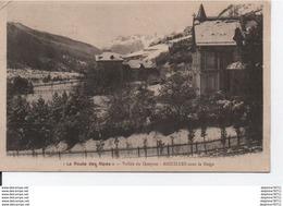 La Route Des Alpes-Vallée Du Queyras- Aiguilles Sous La Neige - Other Municipalities