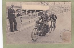 WALTHOUR Stayer Américain Entrainé Par GUSSIE LAWSON - Ciclismo