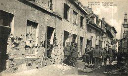 KORTRIJK TUINSTRAAT  COURTRAI RUE DU JARDIN Guerre 1914-1915 - Kortrijk