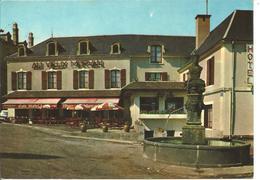 """CHATEAU CHINON - Hôtel Restaurant """"Au Vieux Morvan"""" - Voiture - Chateau Chinon"""