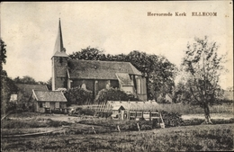 Cp Ellecom Gelderland, Hervomde Kerk - Paesi Bassi