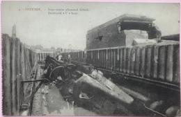 (2204) Oostende - Ostende - Sous-marin Allemand Détruit - Distroyed  ' U' Boot - 1926 - Oostende