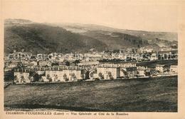 13564476 Chambon-Feugerolles_Le Panorama Cite De La Romiere Chambon-Feugerolles_ - Francia