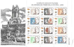 España, 2000. - Hojas Completas