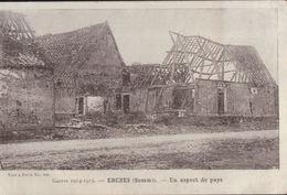 420   14   18   ????   ECRITE - Oorlog 1914-18
