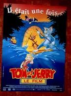 AFF CINE ORIG TOM ET JERRY, LE FILM (Phil Roman/1992) 60X40 - Manifesti & Poster
