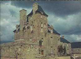 Le Manoir De Moëllien - Le Château Qui Fut Achevé En 1642 - Plonévez-Porzay